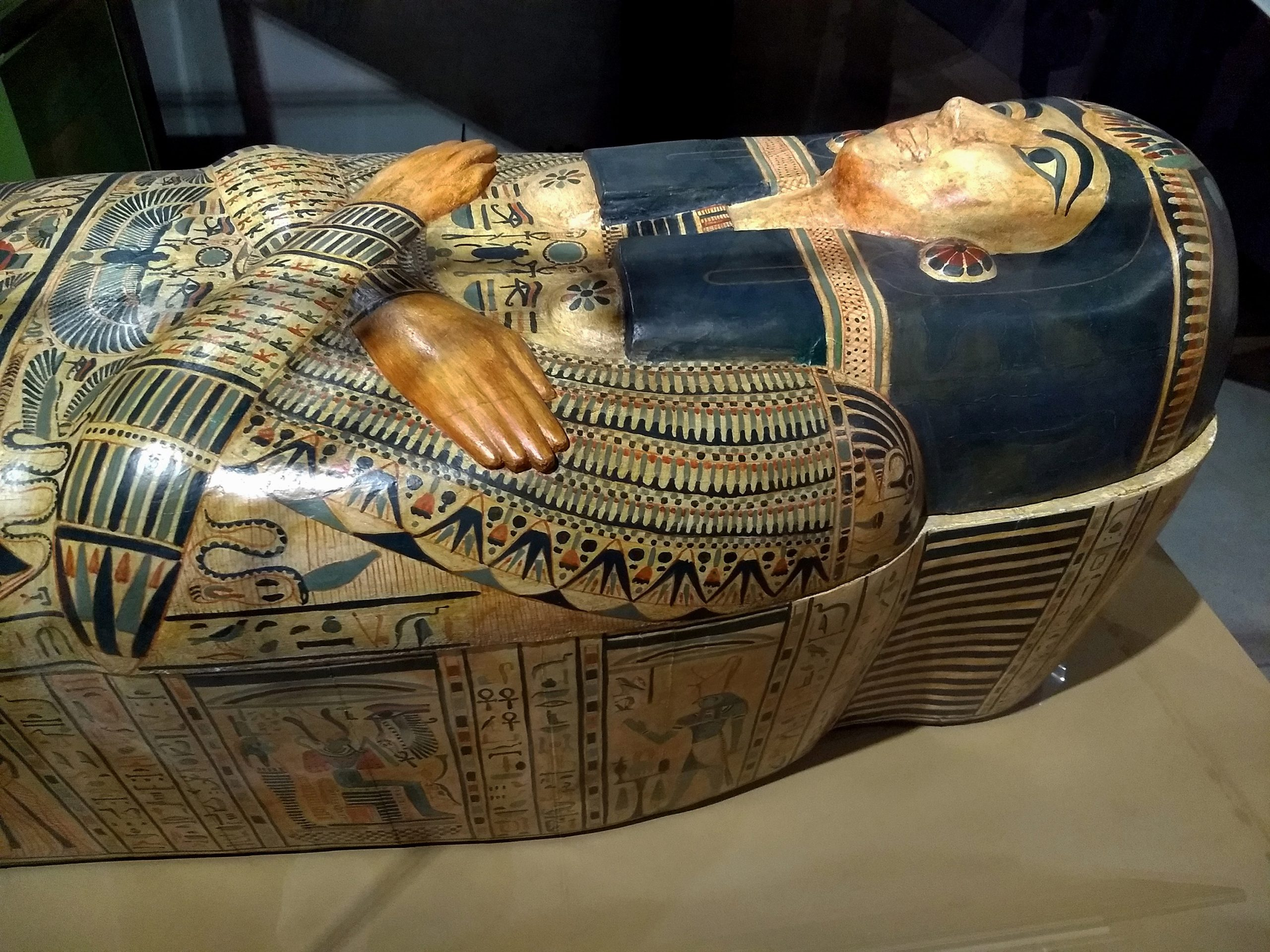 ancient mummies